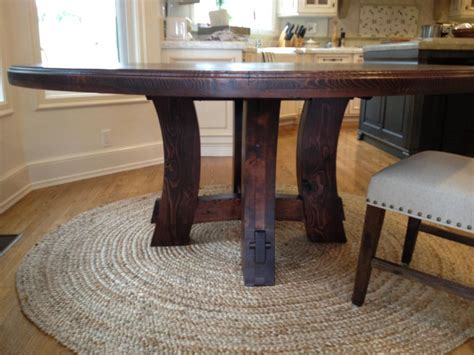 72 Round Dining Room Tables Carruthers 70 Quot Round Custom Table Farmhouse Table Company