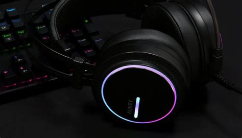 Aukey Bass Gaming Headset Gh S1 aukey gh s5 7 1 gaming headset review review hub