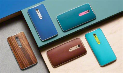 Motorola Announce Dates For The Arrival Of The Z8 Banana Phone And Z6 Phone by Moto X Style Play And Refreshed Moto G Specs Uk Price