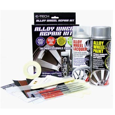 Rim Repair: Chrome Rim Repair Kits