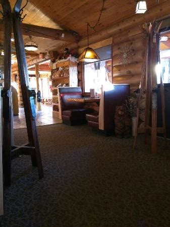 Log Cabin Restaurant Baraboo Wi by Woods Decor Picture Of Log Cabin Family Restaurant