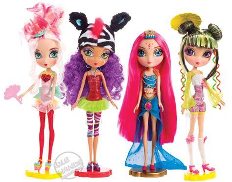 lade da idle fair 2012 spin master la da dolls