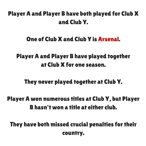 arsenal quiz questions can you find the answer to this tricky arsenal trivia