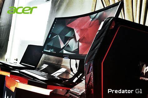 Harga Acer G1 spesifikasi laptop gaming acer predator g1 dan predator 17x