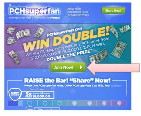 what is the pch superfan program - Facebook Pch Superfan