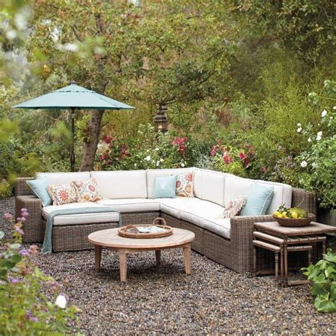 Frontgate Hyde Park Outdoor Furniture Collection Patio Hyde Park Outdoor Furniture
