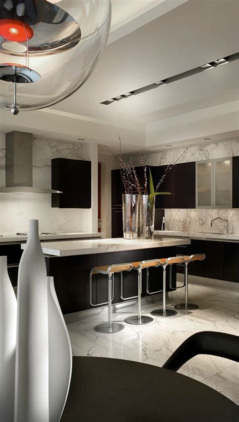 sleek modern kitchen 25 beautiful kitchen tables for your home top home designs