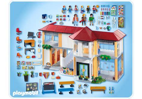 playmobil scheune bauanleitung furnished school building 4324 a playmobil
