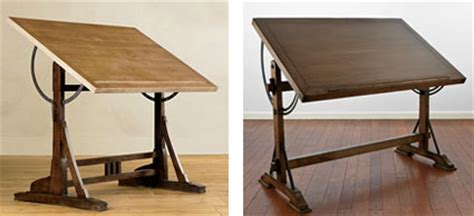 draft table chair knockout knockoffs restoration hardware drafting table