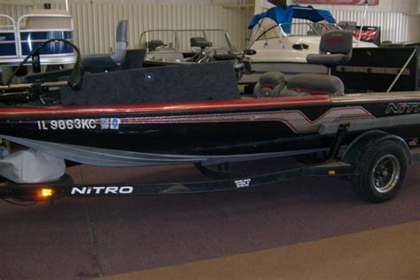 1997 nitro bass boat seats 1997 nitro boats 884 savage for sale in lynwood il