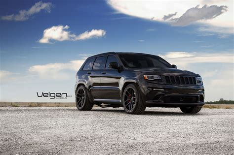 jeep srt rims velgen wheels meets srt8 jeep velgen wheels