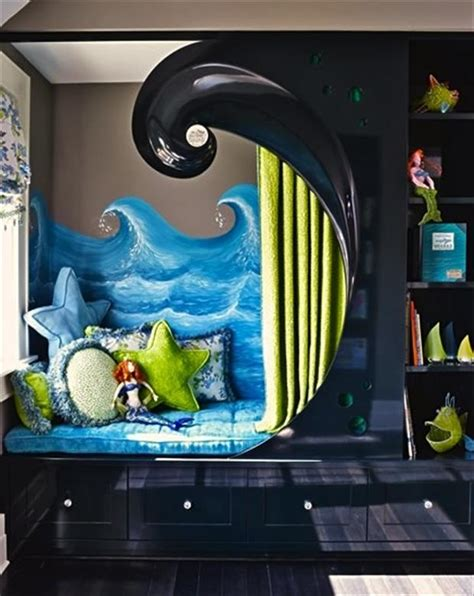 awesome bedrooms for kids awesome kids bedrooms oceaned themed dump a day