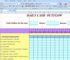 custom made free excel cash flow spreadsheet for own use