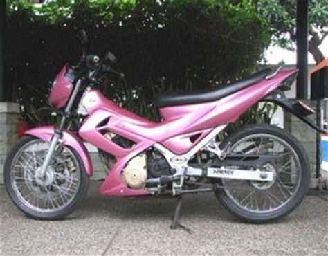 Sale Cooler Satria Fu 150 Sgp of autorizm modifications new satria fu 150 pink