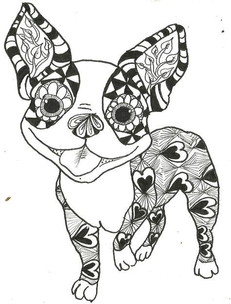 coloring pages zentangle animals free coloring pages of zentangle animals