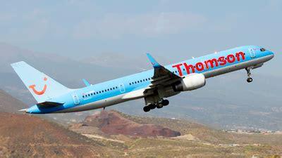 g oobr   boeing 757 204   thomson airways   dominik