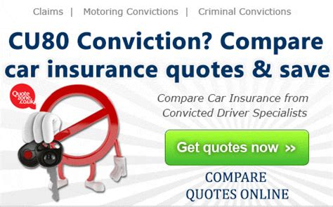 CU80 Driving Offence Insurance Quotes, Using a Mobile Phone