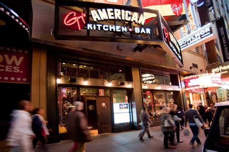 American Kitchen And Bar by Fieri S American Kitchen And Bar Top Grossing