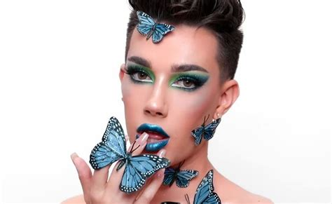 james charles morphe brushes uk approaching 10 million subscribers james charles unveils