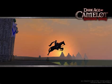 dark age of camelot play the award winning rvr mmo rpg