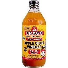 How Much Apple Cider Vinegar Per Day For Detox by Bragg Organic Apple Cider Vinegar With The
