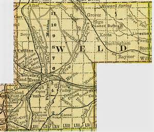 weld county colorado 1888 map