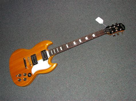 Gitar Epiphone Sg Paketan 8 epiphone g400 limited edition korina sg guitar reverb