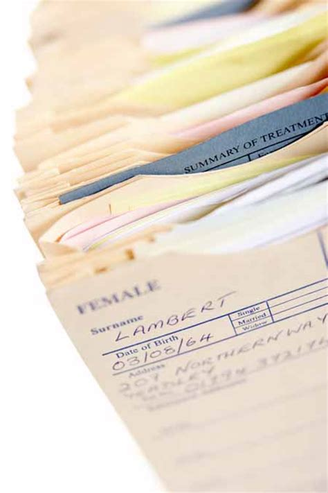 Access To Records Act East Bridgford Centre Surgery Policies On Confidentiality Comments And