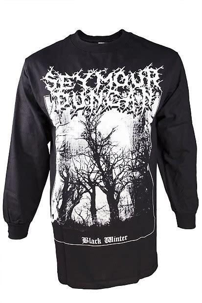 Seymour Duncan T Shirt seymour duncan black winter sleeve t shirt black