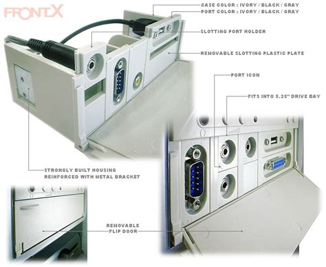 Computer Ports Are A Best Friend by Frontx Front Panel Computer Port Front Usb Front Ieee