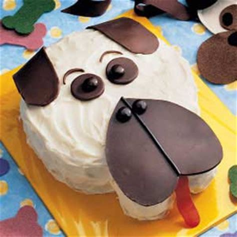 puppy cake recipe puppy cake recipe taste of home