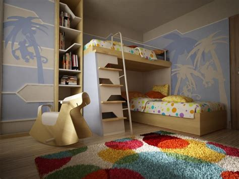 Are Bunk Bed Mattresses Different 50 Modern Bunk Bed Ideas For Small Bedrooms