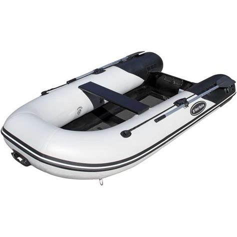 west marine inflatable boat west marine rib 310 aluminum hull inflatable boat black