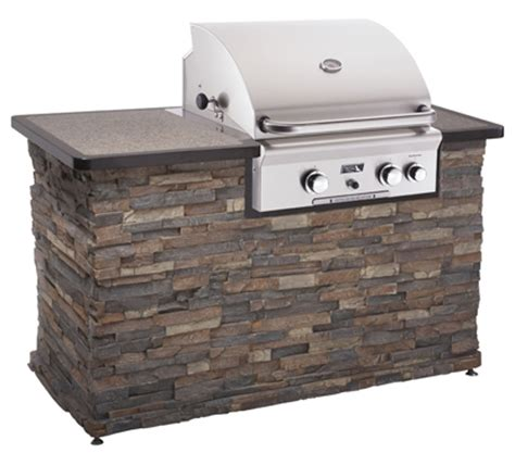 built in gas bbq grill by american outdoor grills for