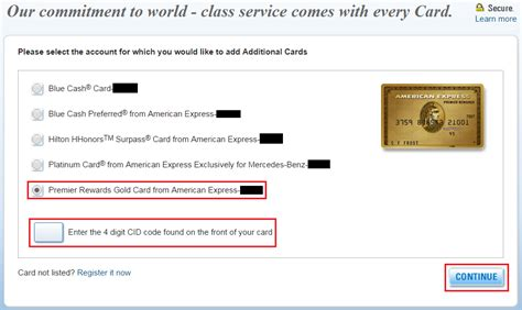 Add Address To American Express Gift Card - amex prg card new user form