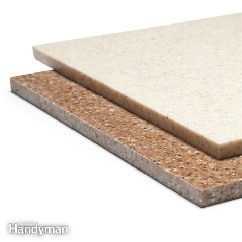 diy corian diy solid surface countertops the family handyman