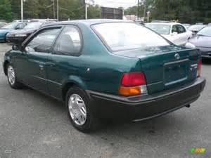 Toyota Tercel 1997 1997 Meadow Green Pearl Metallic Toyota Tercel Ce Coupe