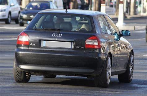 Audi S3 Berline Occasion Spyshots 2015 Audi Rs3 Test Mule