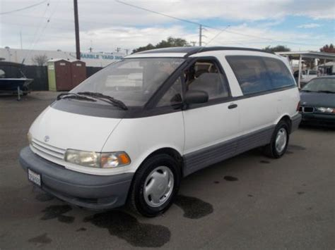 sell used 1996 toyota previa no reserve in orange california united states