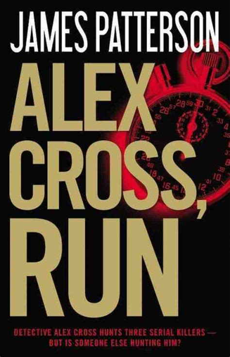 the vs alex cross books patterson npr