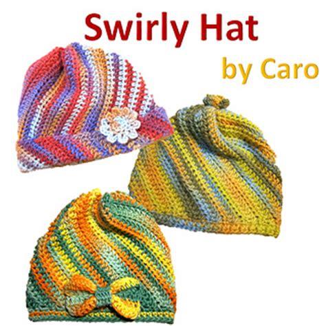 japanese pattern crochet hat swirly hat free crochet pattern in english and japanese