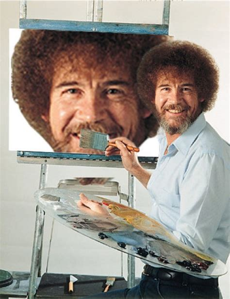 bob ross painting meme the funniest bob ross memes