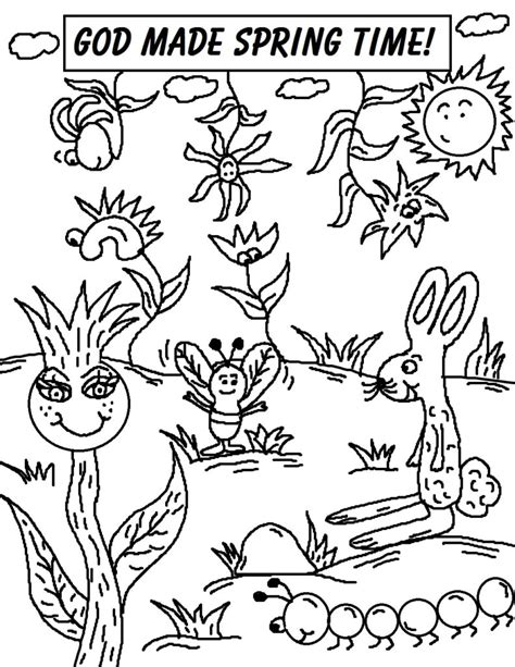 god made the animals coloring pages coloring pages god