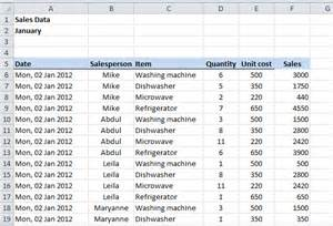 Excel Sheet Sle freeze or lock rows and columns in an excel worksheet