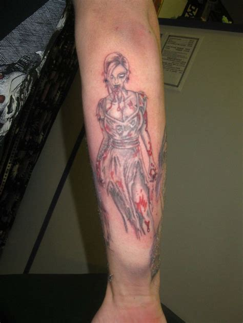 maria brink tattoos brink mods zombies and