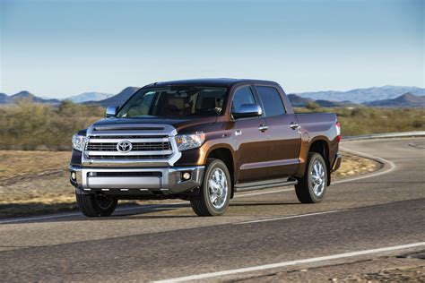 Toyota Tundra Diesel Mpg 2016 Toyota Tundra Gas Mileage The Car Connection