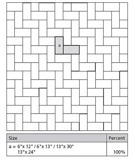 how to plan floor tile layout single tile layout pattern plans by belfast tilers tilingrooms