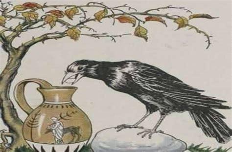 ellysha ellyna burung gagak dan sebuah kendi