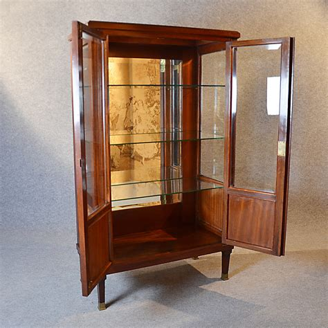 china cabinet display case antique display case china cabinet glazed bookcase
