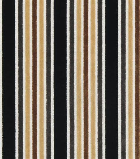 velvet stripe upholstery fabric upholstery fabric robert allen multi velvet stripe black